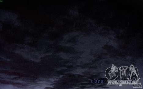 New Timecycle für GTA San Andreas dritten Screenshot