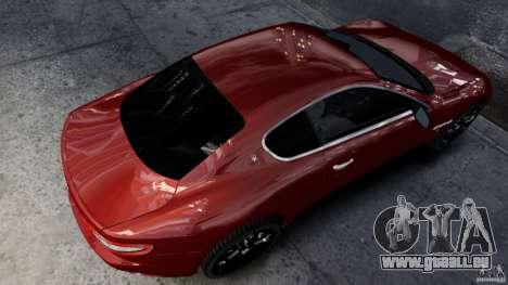 Maserati Gran Turismo 2008 Beta für GTA 4 linke Ansicht