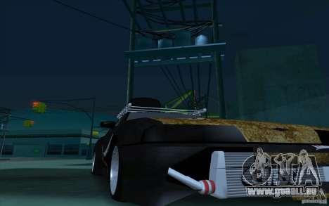 Elegy Rat by Kalpak v1 pour GTA San Andreas vue intérieure
