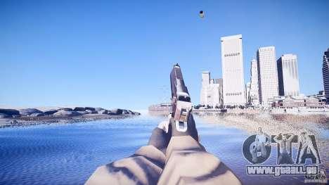 Nouveau Deagle pour GTA 4 quatrième écran
