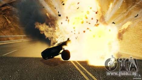 Bullet Time pour GTA 4