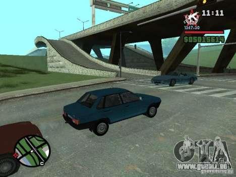 Todas Ruas v3.0 (San Fierro) pour GTA San Andreas sixième écran