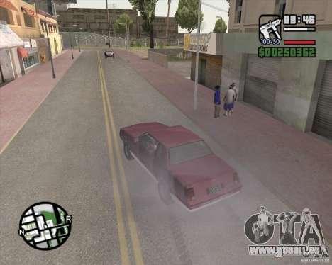 L.A. Mod für GTA San Andreas fünften Screenshot