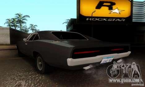 Dodge Charger RT für GTA San Andreas linke Ansicht