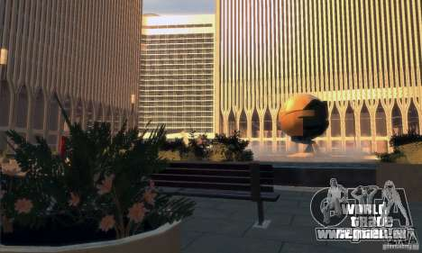 World Trade Center pour GTA 4 quatrième écran