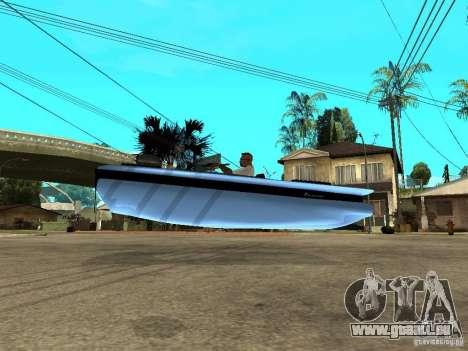 Voozer pour GTA San Andreas laissé vue