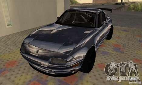 Mazda MX5 Style Drifting für GTA San Andreas
