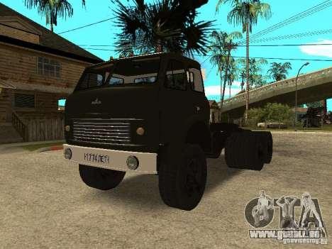 MAZ 515V für GTA San Andreas