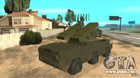 ADMS-WESPE für GTA San Andreas Innenansicht