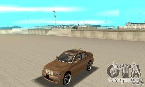 Lexus IS300 2005 pour GTA San Andreas