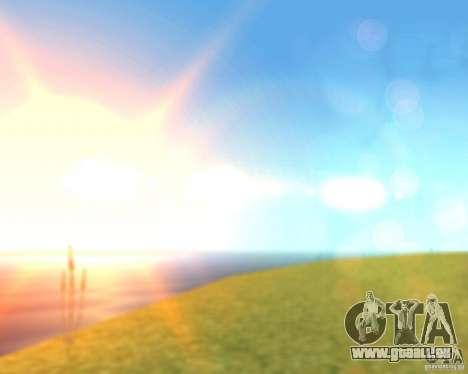 Real World ENBSeries v3.0 pour GTA San Andreas quatrième écran