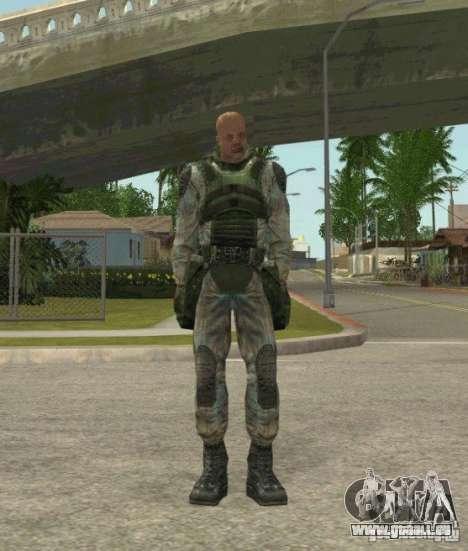 Lebedev von Stalker clear sky für GTA San Andreas