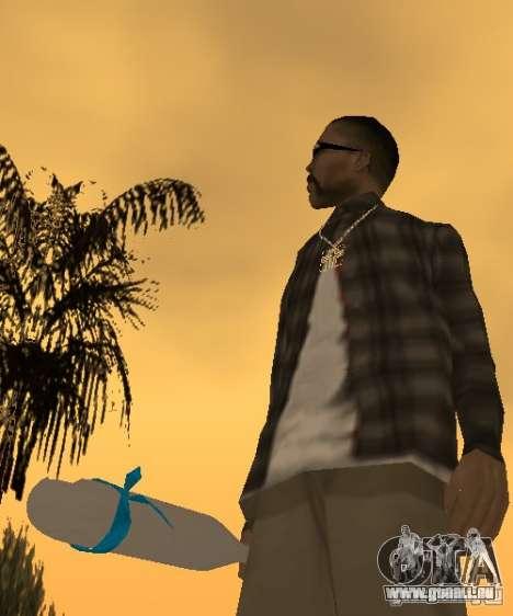 Bat El Coronos v.1.0 pour GTA San Andreas quatrième écran