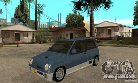 Suzuki Alto Works für GTA San Andreas