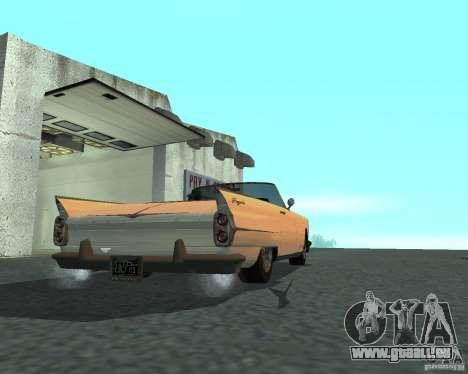 Peyote von GTA 4 für GTA San Andreas linke Ansicht