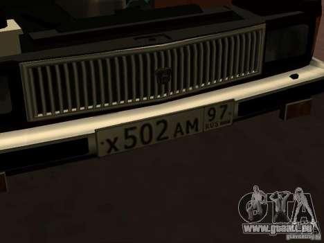 GAZ 3102 für GTA San Andreas Seitenansicht