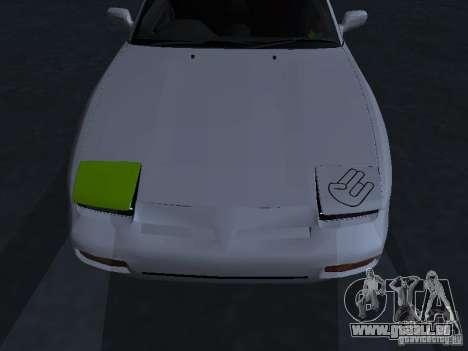Nissan 180SX JDM für GTA San Andreas Seitenansicht