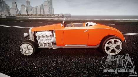 Hot Rod für GTA 4 linke Ansicht