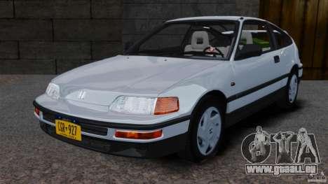Honda CRX 1991 für GTA 4