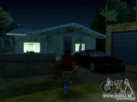 Neue Fahrzeuge rund um den Zustand für GTA San Andreas sechsten Screenshot