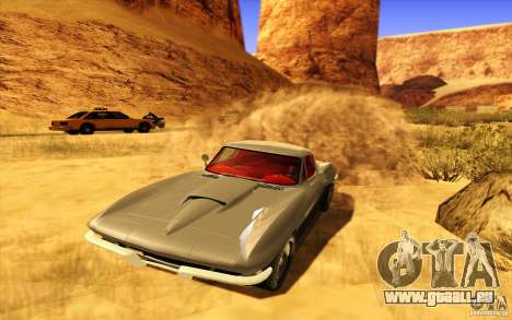 ENBSeries HD für GTA San Andreas zweiten Screenshot