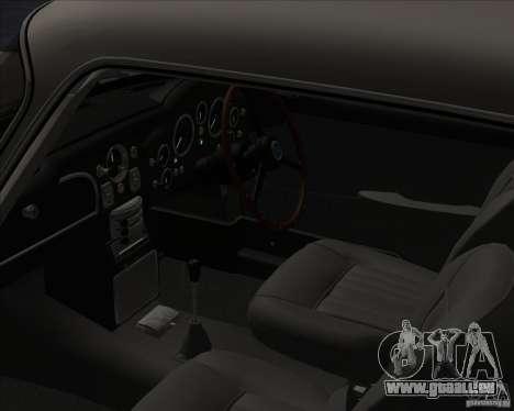 Aston Martin DB5 pour GTA San Andreas vue de droite