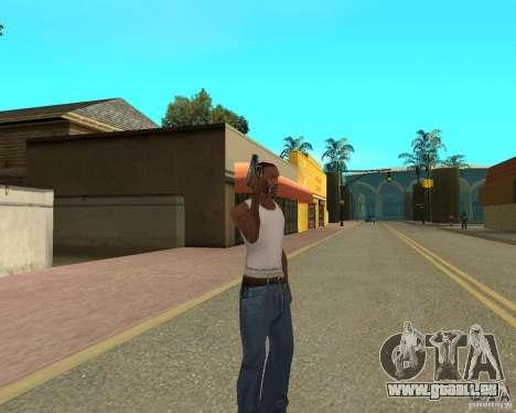 Waffen der STALKERa für GTA San Andreas
