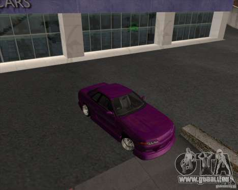 Nissan Skyline R32 GTS-T pour GTA San Andreas laissé vue