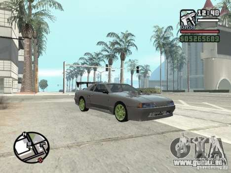 Elegy First Update By reNz pour GTA San Andreas
