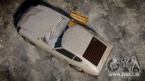 Nissan 260ZX Fairlady Z pour GTA 4 est un droit