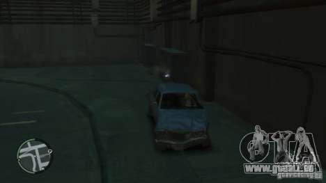 Dégâts voiture réaliste pour GTA 4 quatrième écran