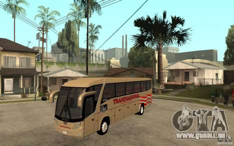 Marcopolo G7 Skin Transnasional pour GTA San Andreas