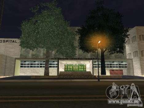 Neue Krankenhaus-Krankenhauses für GTA San Andreas