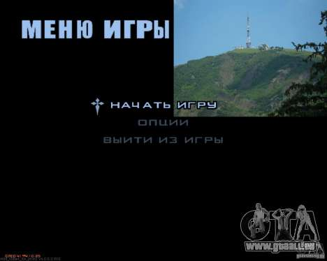 Écrans de chargement Piatigorsk pour GTA San Andreas quatrième écran
