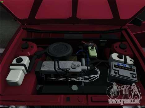 VAZ 21083i für GTA San Andreas Räder