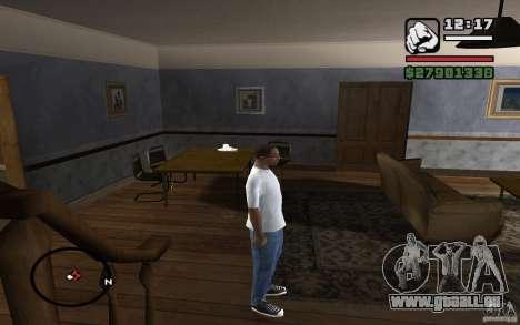 Röhrenjeans für GTA San Andreas her Screenshot