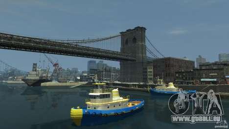 New Tug Texture v.2 für GTA 4