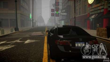 iCEnhancer 2.1 Custom pour GTA 4 cinquième écran