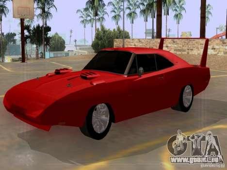 Dodge Charger Daytona 440 für GTA San Andreas