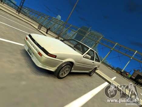 Toyota Corolla AE86 EPM v3.0 für GTA 4