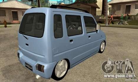 Suzuki Karimun GX für GTA San Andreas rechten Ansicht