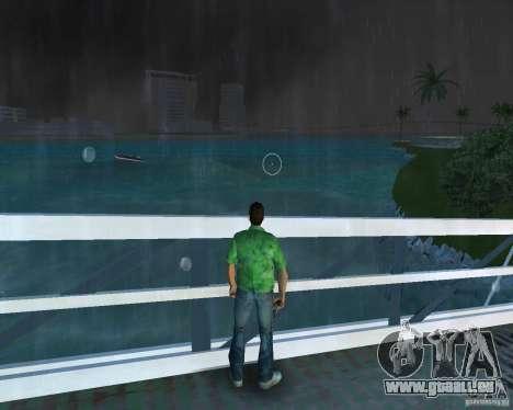 Neues Wasser, Zeitungen, Blätter, Mond für GTA Vice City dritte Screenshot