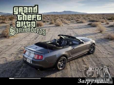 Neue Loading Screens 2011 für GTA San Andreas fünften Screenshot