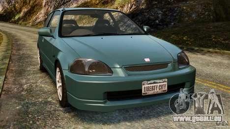 Honda Civic Type R (EK9) pour GTA 4