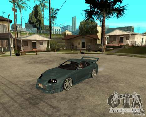 Toyota Supra Veilside pour GTA San Andreas