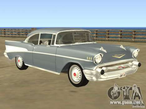 Chevrolet Bel Air 1957 für GTA San Andreas