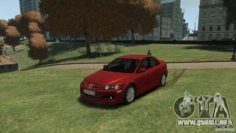 Mazda 6 MPS pour GTA 4