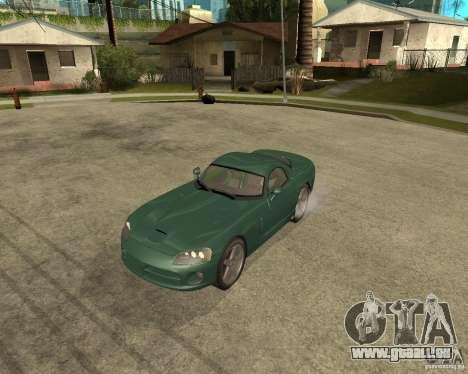 Dodge Viper Srt 10 pour GTA San Andreas