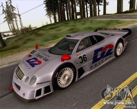 HQ Realistic World v2.0 pour GTA San Andreas cinquième écran