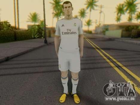 Gareth Bale für GTA San Andreas